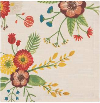 Now Designs Golden Bloom Cotton Table Napkin