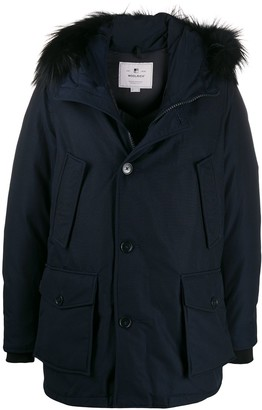 Woolrich Arctic padded parka coat