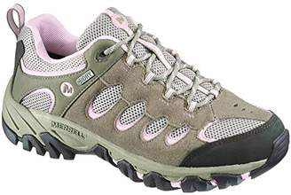 Merrell Ridgepass Waterproof, Women's Lace-Up Low Rise Hiking Shoes - Brown/Brindle/Pale Lilac