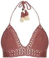 She Made Me Essential Bralette crochet bikini top