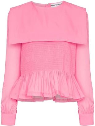 Molly Goddard Penny ruffle blouse