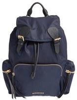 Burberry Nylon Backpack - Black
