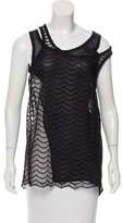 Maison Margiela Sleeveless Knit Top w/ Tags