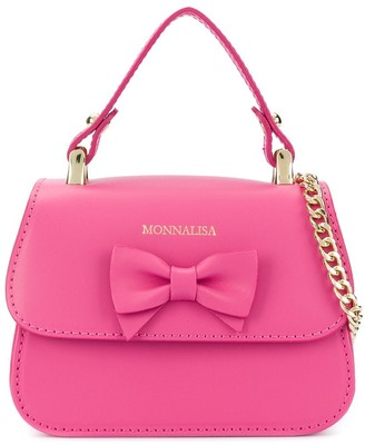 MonnaLisa Bow Shoulder Bag