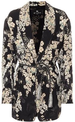 Etro Floral jacket