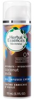 Herbal Essences Bio Renew Hydrate Coconut Milk Oil Infused Creme - 5.1 oz