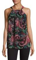Tommy Bahama Graphic Sleeveless Top