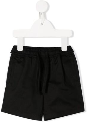 Dolce & Gabbana side stripe shorts