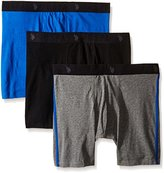 U.S. Polo Assn. Men's 3-Pack Fashion Stretch Boxer Briefs