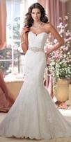 David Tutera for Mon Cheri Bridal MacClare