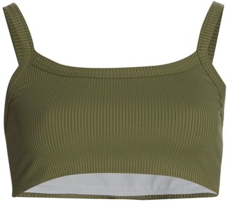 Years Of Ours Ribbed Sports Bra