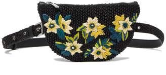 Sam Edelman Darcy Straw Belt Bag