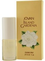 Jovan Island Gardenia By Cologne Spray .375 Oz