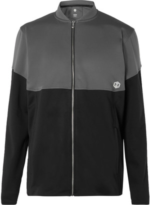 Under Armour Ua Recover Colour-Block Tech-Jersey Jacket