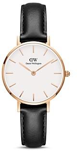 Daniel Wellington Classic Petite Leather Watch, 28mm
