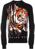Philipp Plein Next jumper - men - Cotton/Polyester/Viscose - L