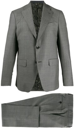 Etro Fitted Two-Piece Suit