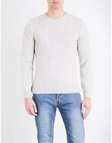 A.p.c. Aran Wool Jumper