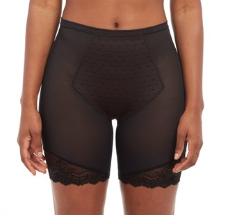 Spanx Spotlight On Lace Mid-Thigh Shaping Short