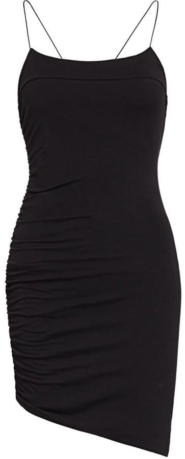 Alexander Wang Jersey Mini Dress