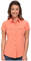 The North Face Short Sleeve Taggart Woven Shirt