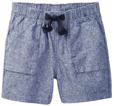 Tea Collection Chambray Pull-On Short (Toddler, Little Girls, & Big Girls)