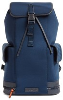 Ted Baker Men's Sportzi Neoprene Backpack - Blue