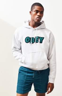 Obey Jumble Pullover Hoodie
