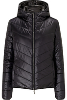 HUGO BOSS BOSS Orange Otarra Quilted Coat, Black