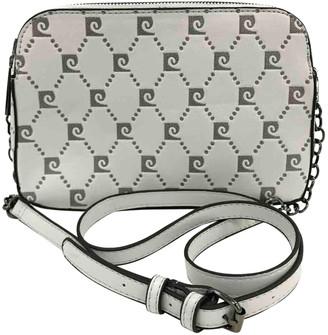Pierre Cardin Grey Synthetic Handbags