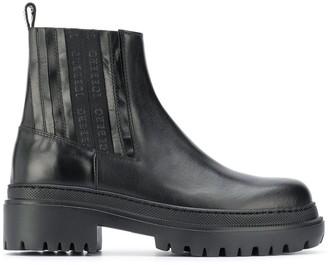 Iceberg Chunky Sole Chelsea Boots
