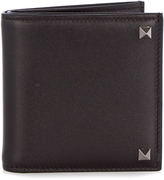 Valentino Bi-fold leather wallet