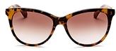 Kate Spade Jizelle Cat Eye Sunglasses, 54mm