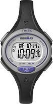 Timex Ironman Womens Black Resin Strap 30-Lap Watch TW5K900009J
