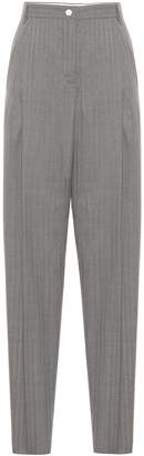 Acne Studios High-rise wool pants