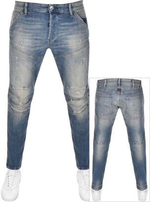 G Star Raw 5620 3D Slim Jeans Blue