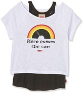 Levi's Girl's Dbl Top Amandin T-Shirt