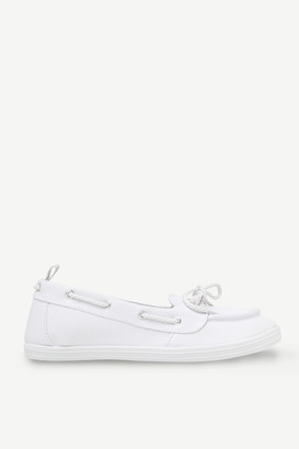 Ardene Classic Laced Boat Shoes