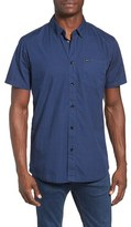 RVCA Men's Daisy Dot Print Shirt