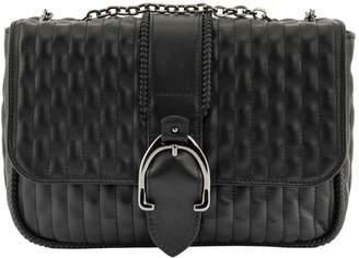 Longchamp Shoulderbag Amazone Matelasse Black