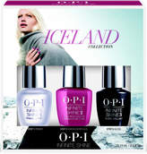 OPI Iceland Infinite Shine Nail Lacquer Collection Tri Pack #1