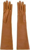 Jil Sander long gloves