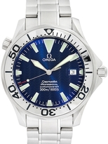 Omega Vintage Seamaster Stainless Steel Watch, 41mm