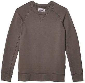 Pact Essential Sweatshirt (Midnight Navy) Women's Clothing