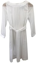 Vanessa Seward White Cotton Dresses
