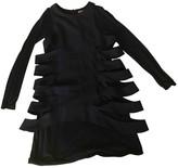 Alice + Olivia Alice & Olivia Black Wool Dress for Women