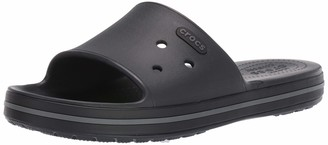 Crocs unisex adult Crocband Iii Slide Sandal