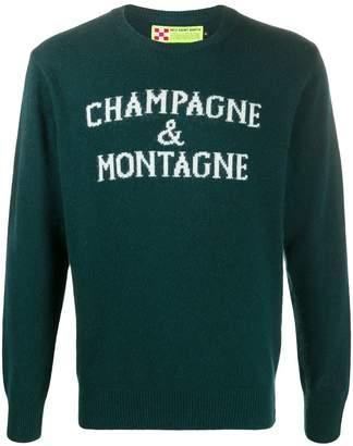 MC2 Saint Barth Mon Champ knitted jumper