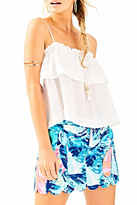Lilly Pulitzer Colette Scallop Hem Short