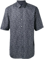Lanvin paisley print short sleeve shirt - men - Cotton - 38